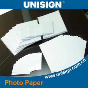 Glossy RC Inkjet Photo Paper pictures & photos