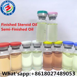 Supply Injectable Finished Steroid Oil Semi Finished 100mg/Ml 250mg/Ml 300mg/Ml Blend Steroid Oil pictures & photos