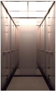 Rose-Gold St. St. Passenger Elevator (ALD-KC013) pictures & photos
