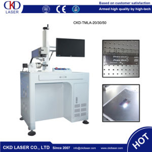 Flexible Tool Laser Marking Machine for Hardware for Non Ferrous Metal pictures & photos