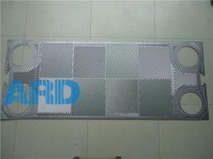 Tranter Gx85 Gx100 Titanium C2000 AISI304 AISI316 Plate Heat Exchanger Plate pictures & photos