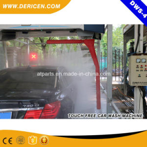 Dericen DWS4 touch free automatic car wash machine with lowest price pictures & photos