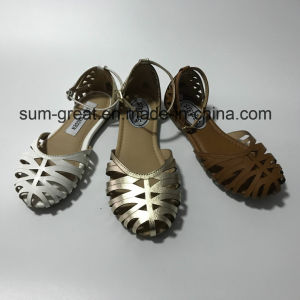 New Style Flat Shoes Single Shoes Sandals pictures & photos