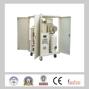 Lubricating Oil Purification System/Lube Oil Filtration Machine pictures & photos