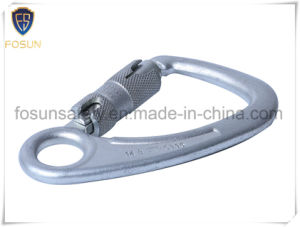 Snap Hook Steel Locking Carabiner with Screw (DS29-2) pictures & photos