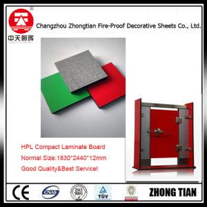 Decorative High Pressure Laminate HPL Compact Laminate Board pictures & photos