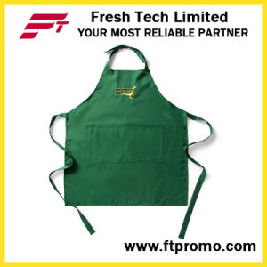 Professional Supplier 100%Cotton Apron with Designed Logo pictures & photos