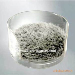 Plexiglass Pet Feeders Stand Pet Bowl Stand Btr-S1021 pictures & photos
