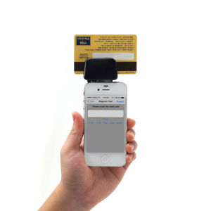 Square Via Phone Card Reader for iPhone, iPad Android pictures & photos