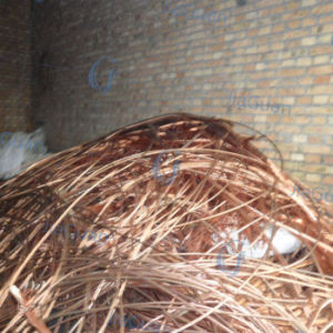 Copper Wires Cu99.7%, 0.6-1.6mm, High Purity Copper Wire Scrap 99.99% pictures & photos