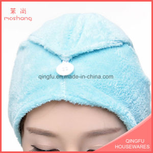 Factory Hotel Microfiber Bath Towel and Hair Drying Towel Set pictures & photos