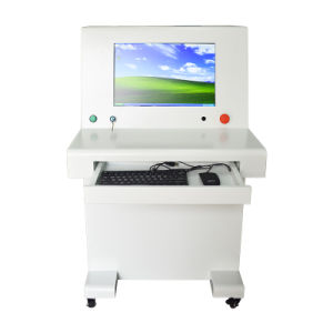 X Ray Baggage Scanner with High Resolution LCD Screen for Luggage Inspection pictures & photos