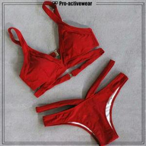 Hot Selling Plus Size Sexy Bikini Young Girl Swimwear pictures & photos