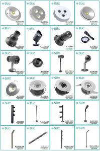 High Pole Aluminum 3W CREE LED Cabinet Lighting for Museum/Showcase pictures & photos
