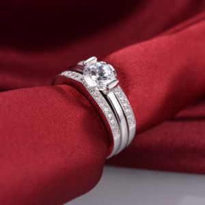 3-Piece Diamond Bridal Sets - 15 pictures & photos
