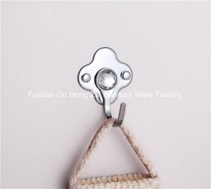 Stainless Steel Single Coat Hanger for Bathroom pictures & photos