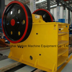 PE Series Jaw Stone Crusher Equipment pictures & photos