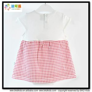 0-Neck Baby Wear High Quality Baby Dress pictures & photos