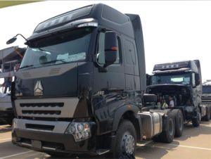 Sinotruk HOWO A7 6X4 10wheels Tractor Head pictures & photos