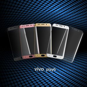Full Body Mobile Phone 3D Tempered Glass Screen Protector for Vivo Xplay6 pictures & photos