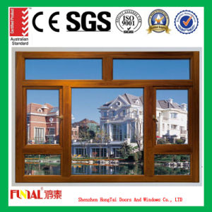 kitchen and Room Aluminum Casement Window pictures & photos
