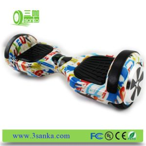 High Quality Factory Price Self Balancing 6.5 Inch Grafitti Scooter Hoverboard pictures & photos