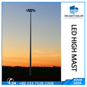 White Color Highmast Stadium Project Outdoor LED Flood Light pictures & photos