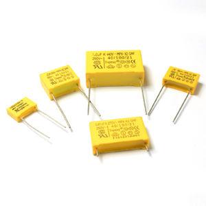 105k275V Metallized Polypropylene X2 Film Capacitor pictures & photos