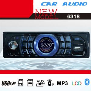 Private Mould Ty-6318 Bluetooth Car Radio with Power IC 7388 pictures & photos