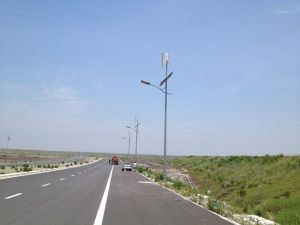 Wind Power Generator (DG-H-3kw) pictures & photos