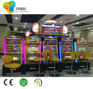Novomatic Gaming Stand Video Slot Cabinet Casino Machines for Sale Supply Manufacturers Yw pictures & photos