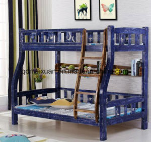 Solid Wood Kid Bunk Bed Children Bed (M-X3738) pictures & photos