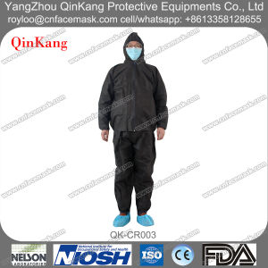 Hospital 2PCS Suit Medical Isolation Protective Coverall pictures & photos