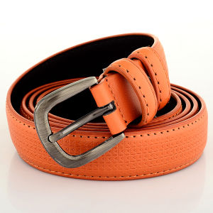 Fashion PU Leather Belt Man Belt (RS-150230) pictures & photos