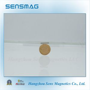 ISO Manufacturer of N35~N55 Strong Rare Earth Permanent NdFeB Magnet Neodymium Magnet for Motor, Rotor, Pump, Generator pictures & photos