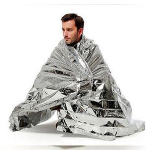 Golden Emergency Insulation Blanket Life Saving Blanket Hiking Camping Emergency Blanket pictures & photos