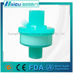 Disposable Medical Bacterial Filter for Single Use pictures & photos