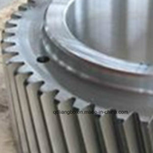 Lathe Turning Milling CNC Machining Stainless Steel Machined Gear pictures & photos