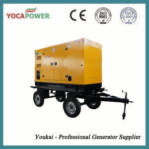 100kw Trailer Generator Soundproof Diesel Generator Set pictures & photos