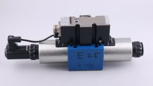 Solenoid Proportional Control Valve 4wree6e16-2X/G24k31/A1 pictures & photos