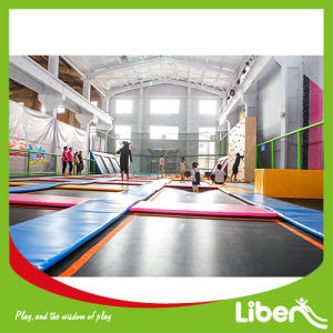 Trampoline Park in Amusement Park pictures & photos