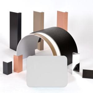 Aluis Exterior 6mm Aluminium Composite Panel-0.50mm Aluminium Skin Thickness of FEVE High Glossiness White pictures & photos