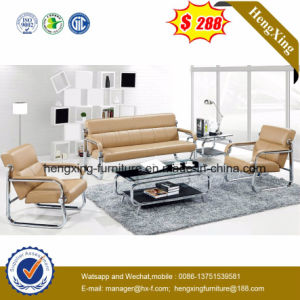China High Quality Modern Leisure Leather Sofa for Office (HX-CS078) pictures & photos