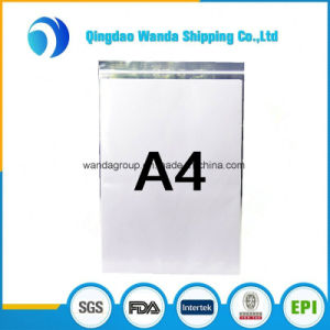 Customized Smell Proof LDPE Plastic Transparent Printed Zip Lock Bag pictures & photos