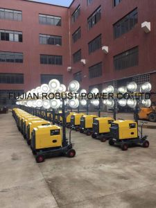portable Jobsite LED Light Tower pictures & photos