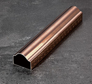 Colored Stainless Steel Ornament Tube pictures & photos