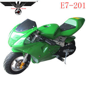 E7-201 24V 250W Electric Pocket Dirt Bike pictures & photos