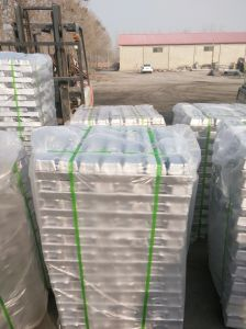 High Quality ADC12 Aluminum Ingots for Sale pictures & photos