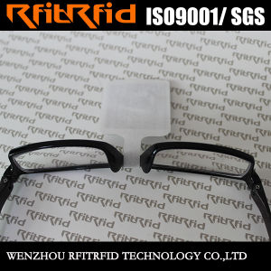13.56MHz Small Size Glossy Paper RFID Tag for Sunglasses pictures & photos