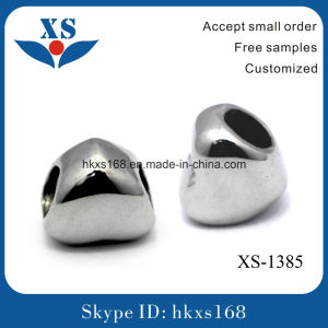 Anti-Sliver Heart-Shaped Bead for Bracelets pictures & photos